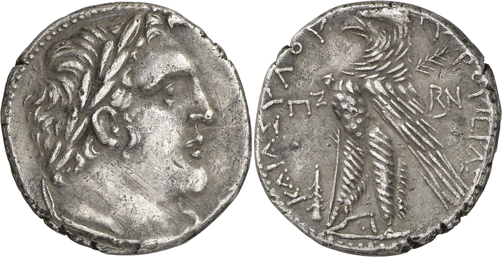 P.J. Murphy poetry, Potters Field, Judas, 30 pieces of silver, Tyre shekels, Melqarth